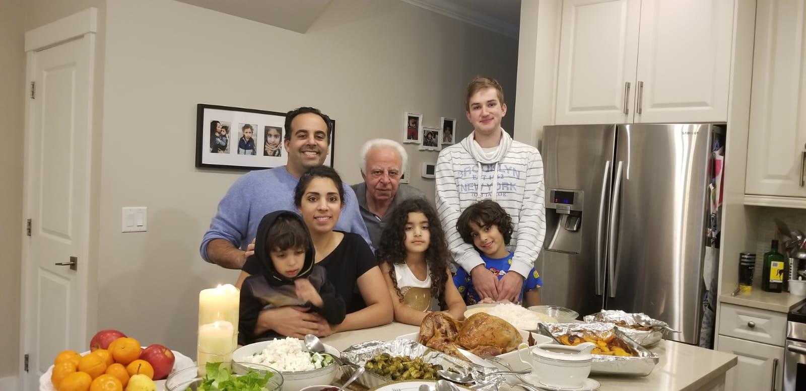Thanksgiving – das wichtigste Familienfest im Jahr