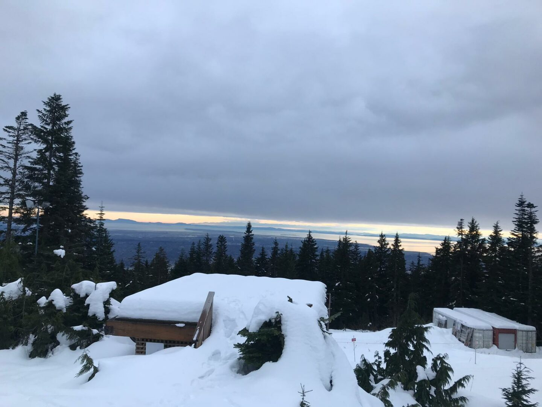 Snowboarding Debüt